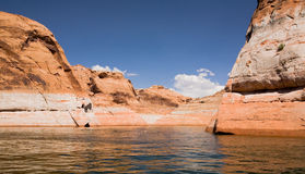 Lake Powell and Glen Canyon Stock Photos