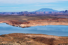 Lake Powell landscape Royalty Free Stock Image