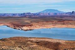 Lake Powell landscape Royalty Free Stock Image