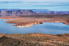Lake Powell landscape Stock Photos