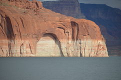 Lake Powell in Page, Arizona USA Stock Photography