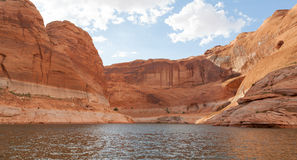 Lake Powell Peaceful Cove Royalty Free Stock Image