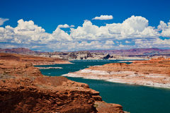 Lake Powell Utah Stock Images