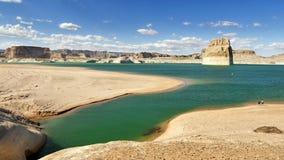 Lake Powell, Utah - Arizona Stock Image