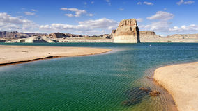 Lake Powell, Utah - Arizona Royalty Free Stock Photos