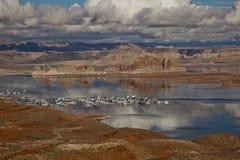 Lake Powell Stock Photography