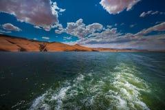Lake Powell Royalty Free Stock Photography