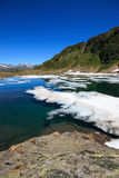 Lake Prato Royalty Free Stock Images
