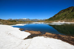 Lake Prato Stock Photography