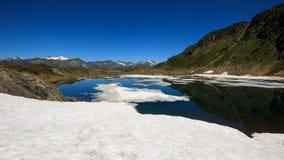 Lake Prato Royalty Free Stock Photography