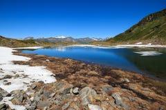 Lake Prato Stock Image