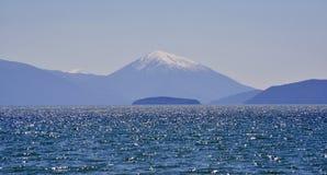 Lake Prespa, Macedonia Stock Images