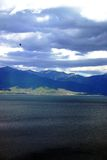 Lake Prespa, Macedonia Royalty Free Stock Images