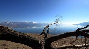 Lake Prespa, Macedonia Stock Photos