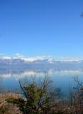 Lake Prespa, Macedonia Royalty Free Stock Photography