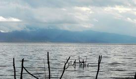 Lake Prespa Stock Photo