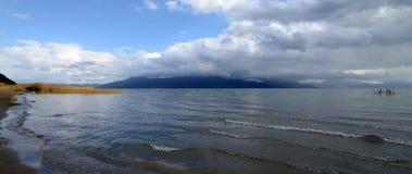Lake Prespa Royalty Free Stock Photos