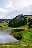 Lake Prokosko. Prokosko lake Fojnica - Vranica,  Bosnia and Herzegovina Stock Image