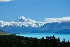 Lake Pukaki Stock Photos