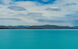 Lake Pukaki Stock Photo