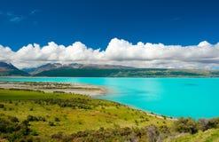 Lake Pukaki Stock Images