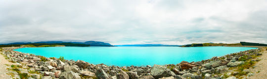 Lake Pukaki Stock Photography