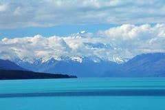 Lake Pukaki Stock Image
