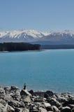Lake Pukaki Stock Photos