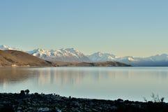 Lake Pukaki Royalty Free Stock Images