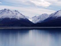 Lake Pukaki, New Zealand Royalty Free Stock Images