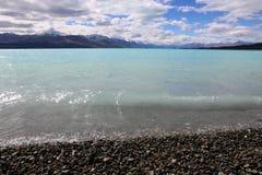 Lake Pukaki Royalty Free Stock Photos