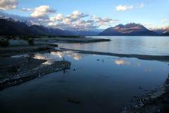 Lake Pukaki, South Island, New Zealand Stock Photography