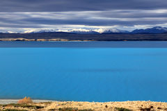 Lake Pukaki,South Island New Zealand. Stock Images