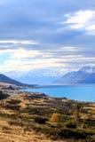 Lake Pukaki,South Island New Zealand. Royalty Free Stock Photos