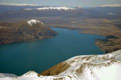 Lake Pukaki Royalty Free Stock Image