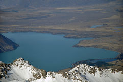 Lake Pukaki Royalty Free Stock Image
