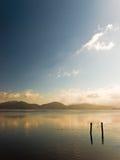 Lake quietness Royalty Free Stock Photography