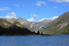 Lake of ranwu Royalty Free Stock Photography