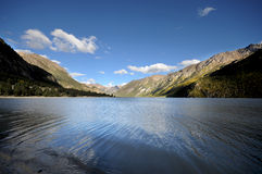 Lake of ranwu Stock Photography