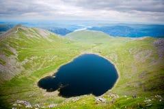 Free Lake Red Tarn In The Lake District National Park, UK Stock Photo - 33931380