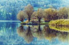 Lake Reflection Royalty Free Stock Image