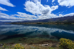 Lake Reflections Royalty Free Stock Photo