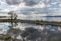 Lake reflections Royalty Free Stock Images