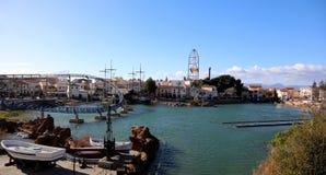 Portaventura spain Royalty Free Stock Photos