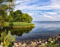 Lake Ringsjon Stock Photos