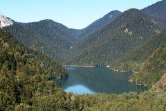 Free Lake Ritsa Royalty Free Stock Photos - 31044728