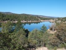 Lake Roberts Stock Image