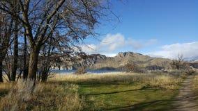 lake roosevelt Arkivfoton