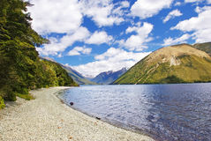 Lake Rotoiti Royalty Free Stock Photo
