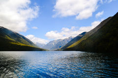 Lake Rotoiti Royalty Free Stock Photos